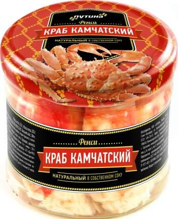 Краб Путина Фэнси в собственном соку 310 г