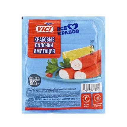 Крабовые палочки Vici замороженные 500 г