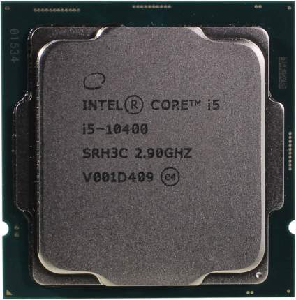 Процессор Intel Core i5-10400 LGA 1200 OEM