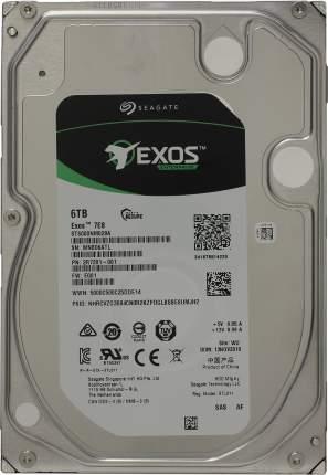 Внутренний HDD диск Seagate Exos ST6000NM029A SAS 3.0