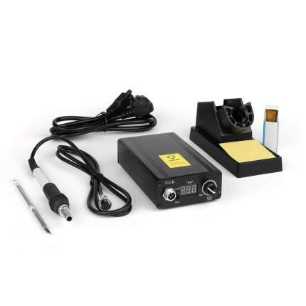 Цифровая паяльная станция DSK T12-D-D