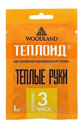 Грелка для рук одноразовая Woodland Теплоид на 3 часа
