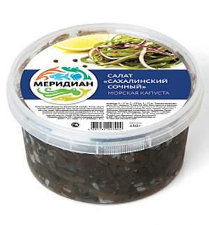 Салат Сахалинский из морской капусты 450 г