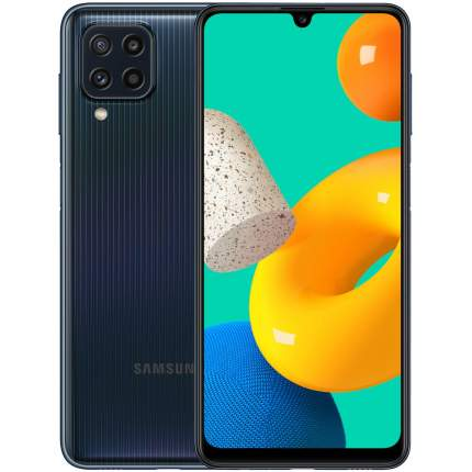 Смартфон Samsung Galaxy M32 128GB Black (SM-M325FZKGSER)