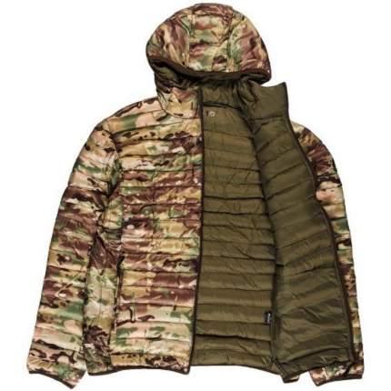 Tramp куртка утепленная Urban (мультикам, S)