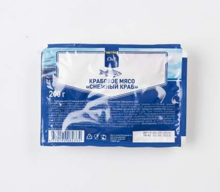 Крабовое мясо Horeca Select Снежный краб 200 г