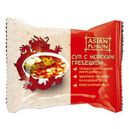 """Суп Asian Fusion """"С морским гребешком"""", 12 г"""
