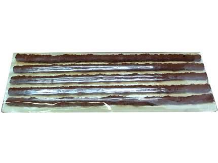 Сырая резина для ремонта бескамерных шин.