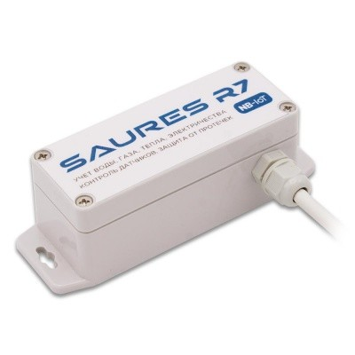 Контроллер Saures R7 m1, NB-IoT, SIM-чип МТС