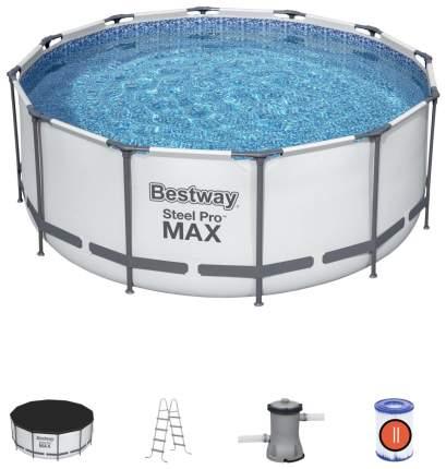 Каркасный бассейн Bestway 56420-2020 366x366x122 см
