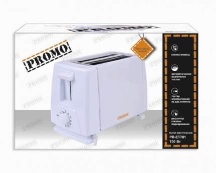 Тостер PROMO PR-ET701 White
