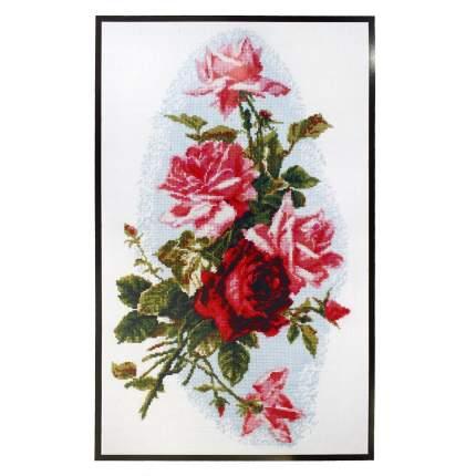 Набор для вышивания Палитра Розовый шик