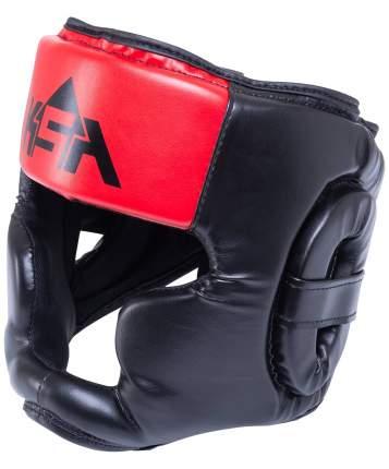 Шлем KSA Skull, красный, M