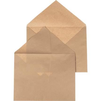 Комус крафт, С3, 360*460 мм, 90 г, треугольный клапан, 500 шт