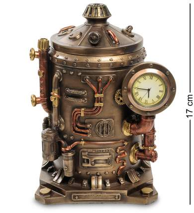 Статуэтка-часы в стиле Стимпанк WS-906
