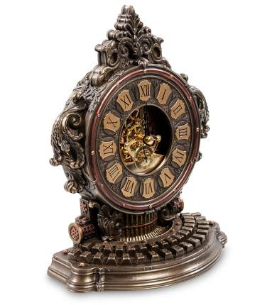 """Статуэтка-часы в стиле Стимпанк """"Печатная машинка"""" WS-917"""