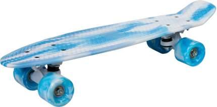 Миниборд  ATEMI  22,5*6 цвет голубо/бел, APB22D11