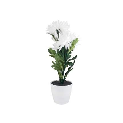 Ночник СТАРТ 10652 LED Хризантема3 белый