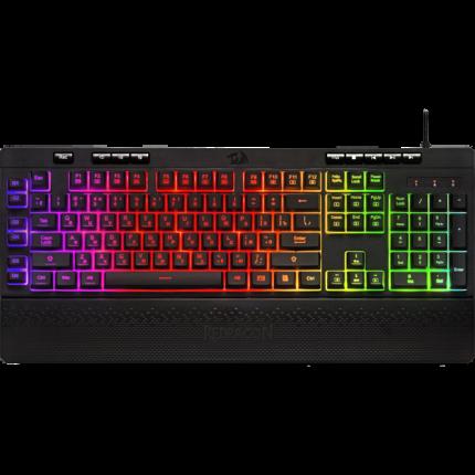 Клавиатура Redragon Shiva RU,RGB, 26 anti-ghost keys