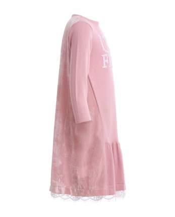 Платье для девочек Gulliver, цв. розовый, р.140