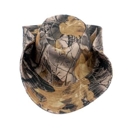 Рыболовная шляпа защитного цвета, желтая, размер М 56-58 см, Shamoon SH-HAT-04