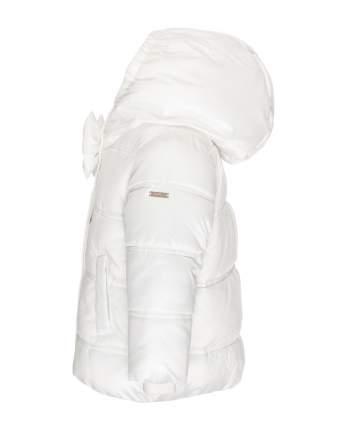 Куртка для девочек Gulliver, цв. молочный, р.92