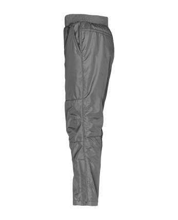 Утепленные брюки для девочек Gulliver, цв. серый, р.98