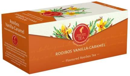 Травяной чай Julius Meinl Rooibos vanilla-caramel, 25 пак.