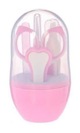 Набор по уходу за ребенком Крошка Я 5 предметов цв. розовый