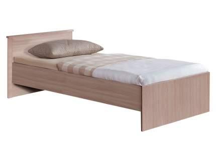Односпальная кровать Мелисса Шимо светлый, 800х2000 мм