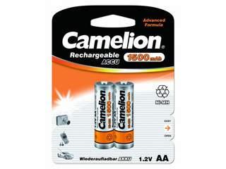 Аккумуляторная батарея Camelion AA-1500mAh Ni-Mh BL-2