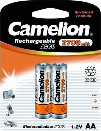 Аккумуляторная батарея Camelion AA-2700mAh Ni-Mh BL-2