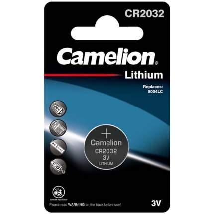 Батарейка Camelion CR2032 BL-1 1 шт