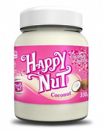 Паста Happy Nut Coconut кокосовая 330 г