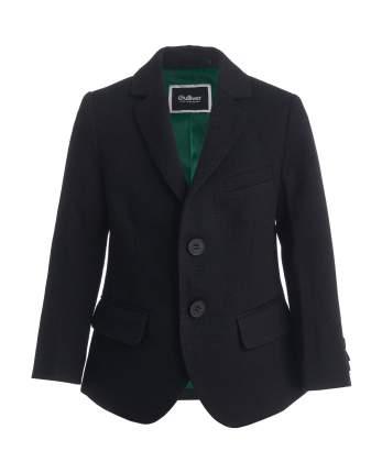 Пиджак для мальчиков Gulliver, цв. черный, р.98