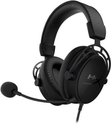 Игровая гарнитура HyperX Cloud Alpha S Blackout Black