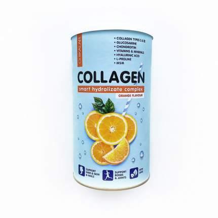 Collagen Chikalab 400 г апельсиновый