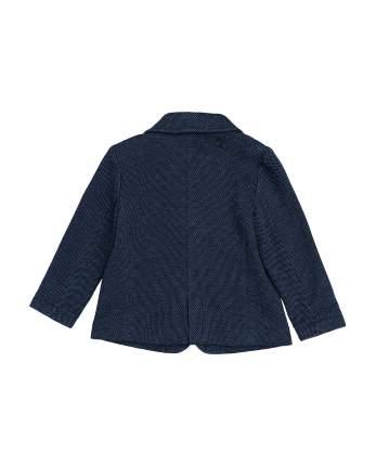 Пиджак для мальчиков Gulliver, цв. синий, р.80