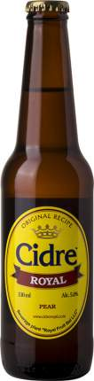 """Сидр """"Cidre Royal"""" with Pear"""