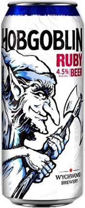 "Пиво Wychwood, ""Hobgoblin"", in can"