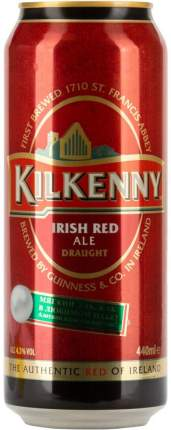 """Пиво """"Kilkenny"""" Draught (with nitrogen capsule), in can"""