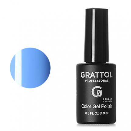 Гель-лак Grattol Classic Collection №013, Light Blue
