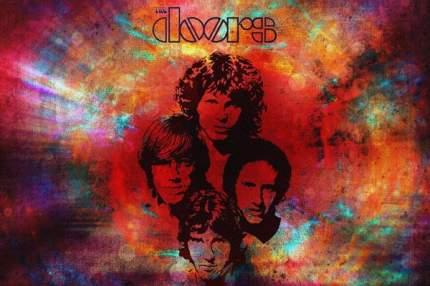 """Постер СТ-Диалог """"The Doors"""", МУЗ-142-2, бумага, 60х40 см"""
