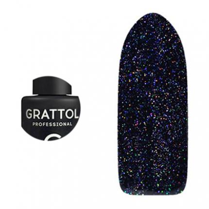 Гель-лак Grattol Luxury stones, Diamond №07