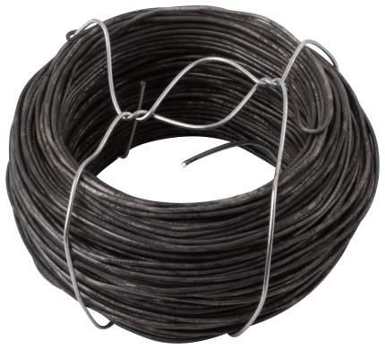 Проволока вязальная черная 1,2 мм x 50 м MOS M68506