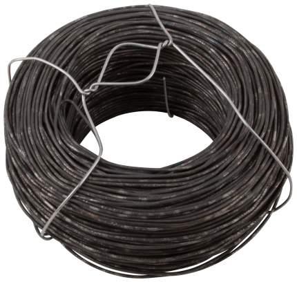 Проволока вязальная черная 1,2 мм x 100 м MOS M68507