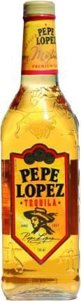"""Текила """"Pepe Lopez"""" Gold"""