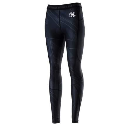 Компрессионные штаны Extreme Hobby Shadow черные, L, 180 см