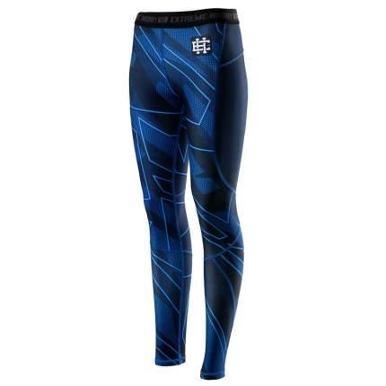 Компрессионные штаны Extreme Hobby Shadow синие, S, 180 см