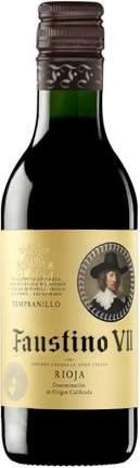 "Вино ""Faustino VII"", Rioja DOC, 2017"